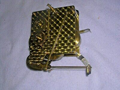 Clock  Parts ,smiths Movement ,4 Hammers G W O