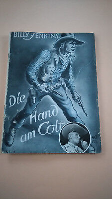 BILLY JENKINS Nr.1 ORIGINAL VON 1949 Western