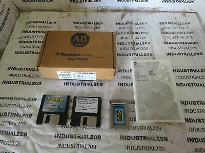 Allen Bradley 1784Pcmk Communications Card New In Box