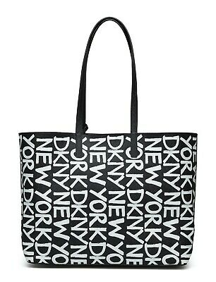 Borsa DKNY Donna Karan New York shopper reversibile R91AN756 blw