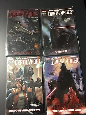 Darth Vader 1,2,3,4 US amerikanische Trades TPB Top