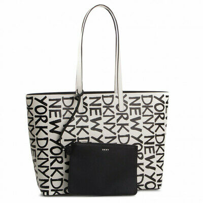 Borsa DKNY Donna Karan New York shopper reversibile R91AN756 whb