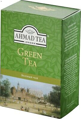 New AHMAD TEA , Green Tea, 500 gr,  Té Verde , Best Before  05/08/2021