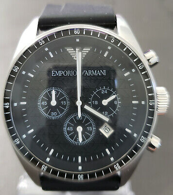 Emporio Armani SPORTIVO Mens Watch AR0527 - Retail $295 (51% off)