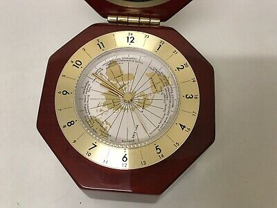 Lovely Clock  In A Box ( Nice Item )