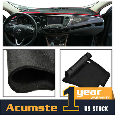 ACUMSTE DashMat Dash Cover Dashboard Mat Car Interior Pad Fit for Toyota Camry 2007-2011