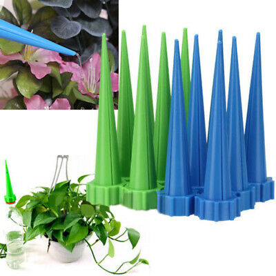 Watering Spike Automatic Garden Cone Plant Flower Waterers Bottle Irrigation