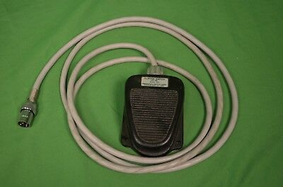 Linemaster Clipper Foot Switch 632-SU - A+ Condition