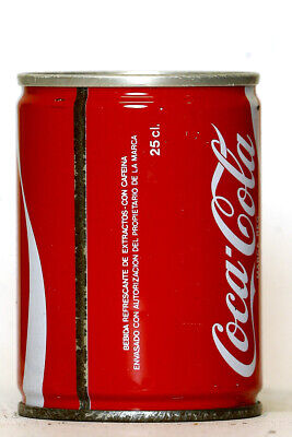 1980's Coca Cola can from Spain (250ml) (1)
