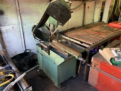 Weytrain 260s Bandsaw For Metal Steel Work Etc Band Saw