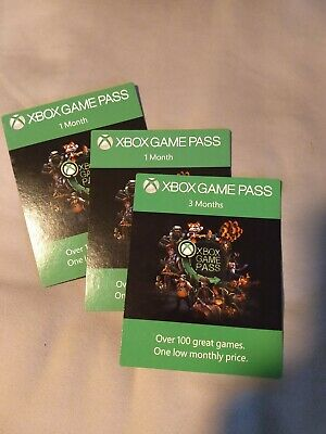 Xbox Game Pass (5 months)