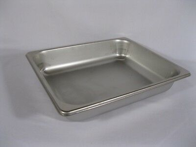 Medical Instrument Tray Stainless Steel 12 - 12-/34 x 10-1/2 x 2-1/2
