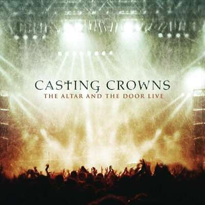 CASTING CROWNS - The Altar and The Door LIVE [Christian/Contemporary Pop] CD