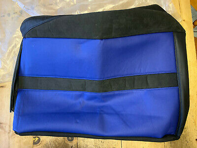 New Genuine Ford Focus Rs Mk1 Leather Seat Cover Nos # 1150817