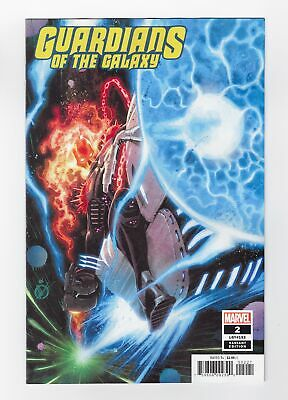 Guardians Of The Galaxy #2 Matteo Scalera 1:25 Variant Cover Cates Marvel Comics