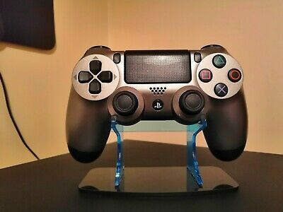 Official Sony PS4 Dualshock 4 V1 Controller - Steel Grey