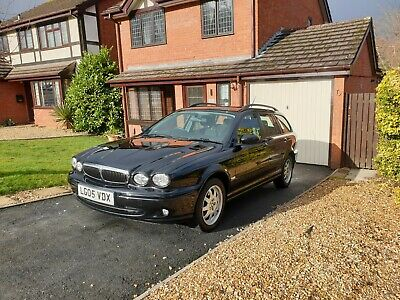 """stunning Condition"" Jaguar X-Type Estate 2005 Diesel 1 Previous Owner"