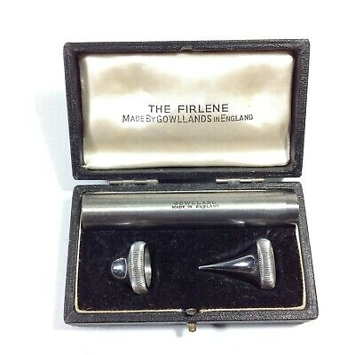 Vintage Medical Firlene Gowllands Eye Magnet