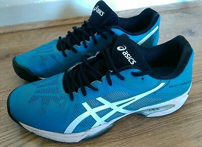 Mens Asics Gel-Solution Speed 3 Tennis Shoes Trainers 46EU/11.5 US