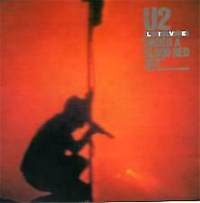 U2 - Live Under a Blood Red Sky - BRAND NEW AND SEALED CD