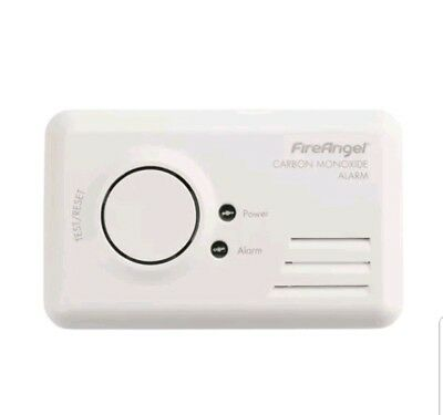 FireAngel CO 9B Carbon Monoxide Smoke Detector/Alarm CO-9B