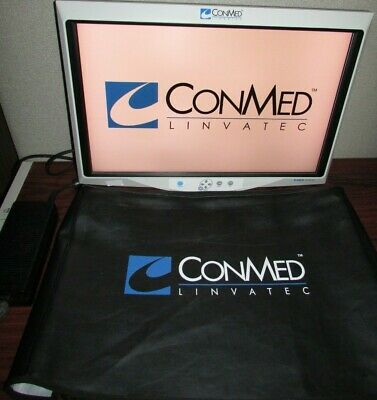 "Conmed Linvatec VP4726 High Definition 1080p Medical LCD Monitor 26"" with Cover"