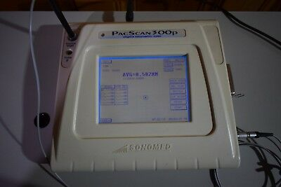 Sonomed Pacscan 300-P Pachymeter