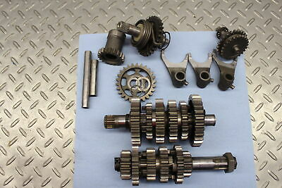 1998 - 2000 suzuki rm125 Transmission Complete Assembly