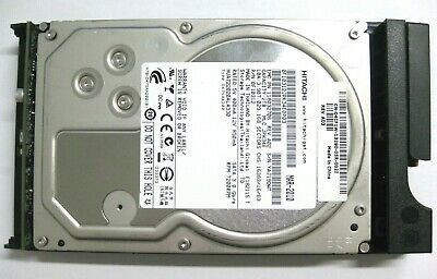 "Hitachi 2TB 7.2K RPM 3Gb/s SATA 3.5"" LFF HDD with Caddy HUA722020ALA330, 0F10312"