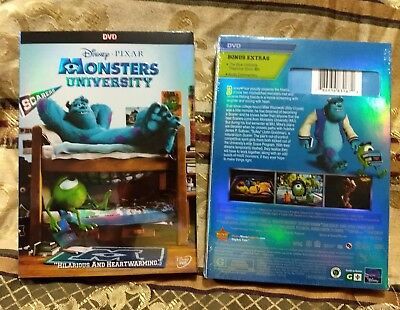 "Monsters University (DVD) Brand New Factory Sealed Free Shipping ""Funny Movie"""