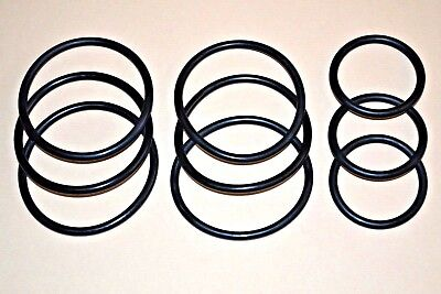 """ 3 Set ""  9 pcs  Replacement Drive Belts for Emco Unimat  SL  Lathe"