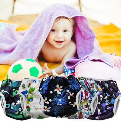 Reusable Adjustable Swim Nappy 15 DESIGNS Baby Toddler Fast Dry Swimming Nappies