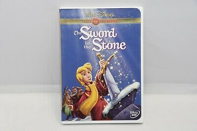 [OCMpromo] Disney: The Sword in the Stone (DVD Gold Collection Edition)  B2