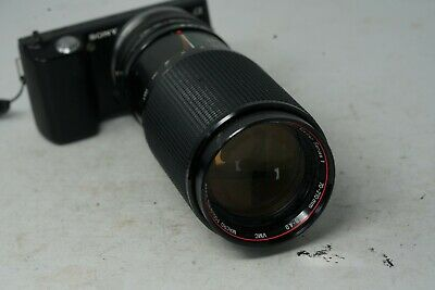 Sony E Mount Adapted 70-210Mm Vivitar F2.8 - F4 Zoom Lens All A7 Nex,A6000