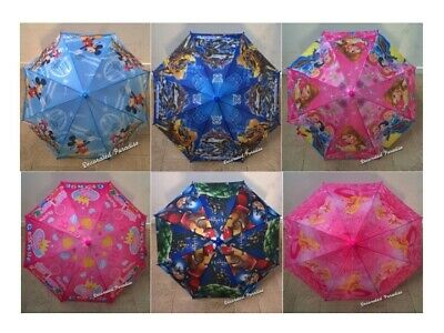 Umbrella Kids Girl Boy Moana Pokemon Hello Kitty AU Stock