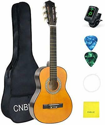 30 inch Classical Guitar for Beginner Starter Kits Acoustic Kid Guitar with Bag