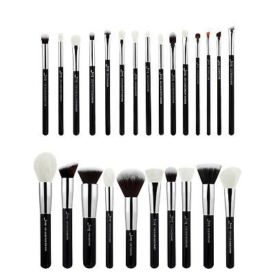UK Jessup 25Pcs Professional Make Up Brushes Set Cheek Powder Eyeshadow Brow Lip