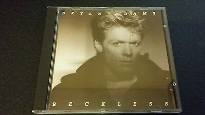 Bryan Adams Reckless 10 Track Cd Run To You Heaven Freepost