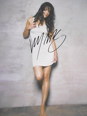 Michelle Monaghan Signed  8x10 auto photo in Excellent Condition