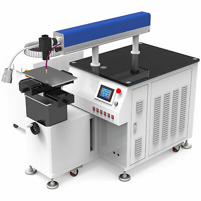 200W laser welding machine for metal material