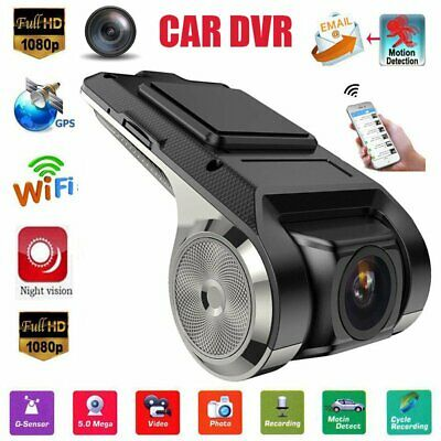 1080P Navigation FHD Wifi Car Hidden Camera DVR Video Dash Cam Recorder G-sensor