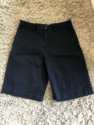 Boys Navy Polo Chino Ralph Lauren Shorts - Size 14 AUS (16 USA) - $50