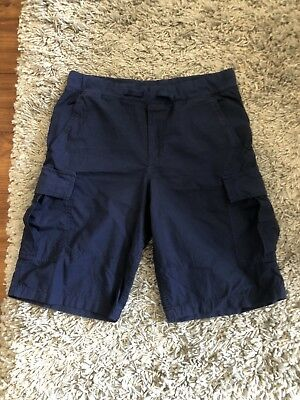 Boys Navy Ralph Lauren Shorts - Size 14 AUS (XL 18/20 USA) - $50