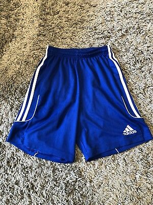 Boys/Youth blue Adidas shorts - Size US Youth - L - (UK Youth - XL) - $25