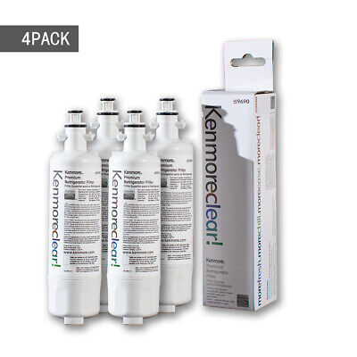 4~1pack 9690 Kenmore 469690 Replacement Refrigerator Water Filter by Kenmore US