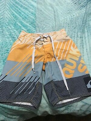Kids Quiksilver Board Shorts Size 2