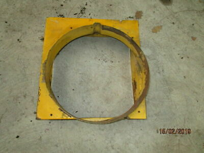 JCB 3CX Radiator Cowling in Good Condition