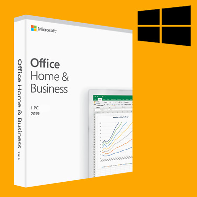 Microsoft Office 2019 Home and Business Windows