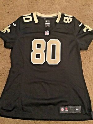 13f44426 NWT DREW BREES New Orleans Saints Nike Onfield Jersey Authentic NFL ...