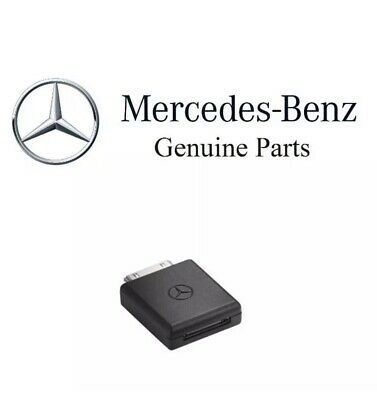 For Mercedes Benz iPod/iPhone 5V Ipos Adapter Genuine 67824582